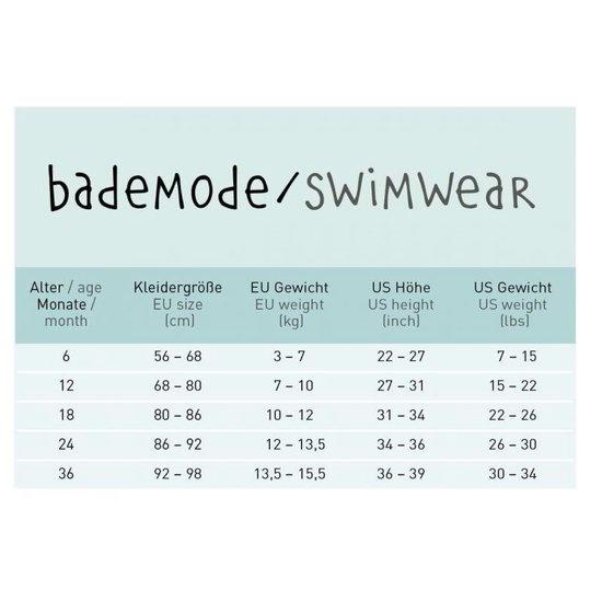 Lässig Lässig Splash & Fun Boardshorts / Badeshorts Jungen Stripes Navy, 24 Monate, Größe 92