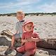 Lässig Lässig Splash & Fun Kurzarm Sonne und Badeanzug Gestreift blau, 36 Monate, Größe 98