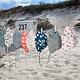 Lässig Lässig Splash & Fun Sun Protection Vissershoedje Seal