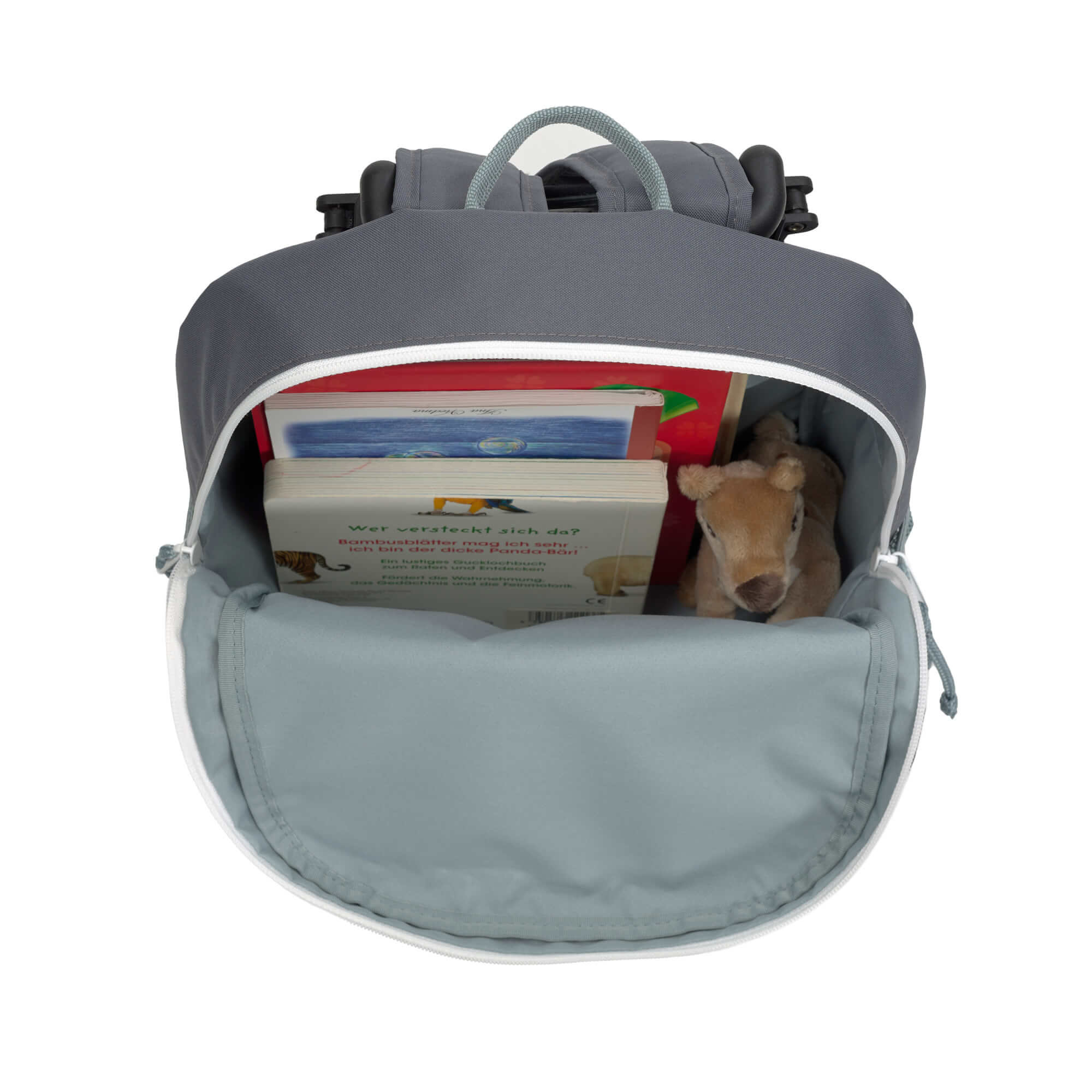 Lässig Lässig Tiny Backpack Trolley About Friends Racoon