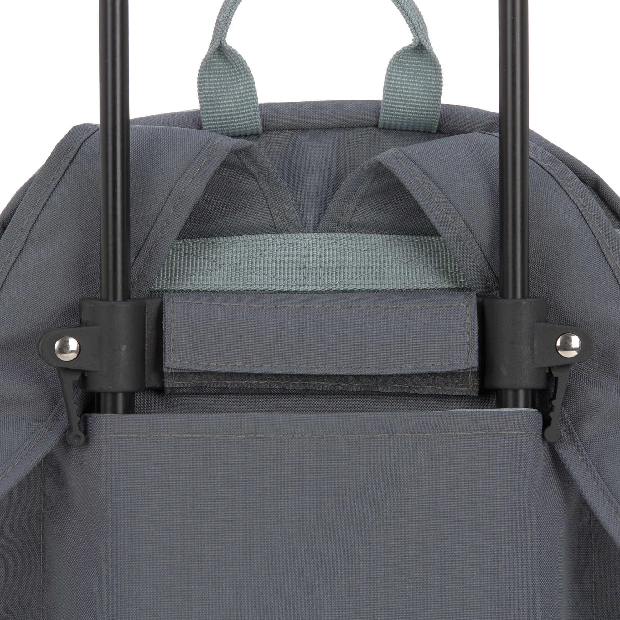 Lässig Lässig Tiny Backpack Trolley Über Freunde Waschbär