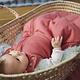 Lässig Lässig Baby Slaapzak rosewood