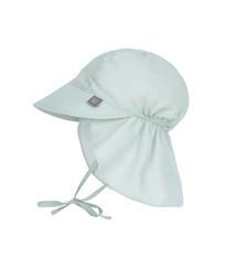 Lässig Lässig Splash & Fun Sun Protection Zonnehoed Flaphoed met UV bescherming - Mint 19-36 maanden, Maat: 50/51