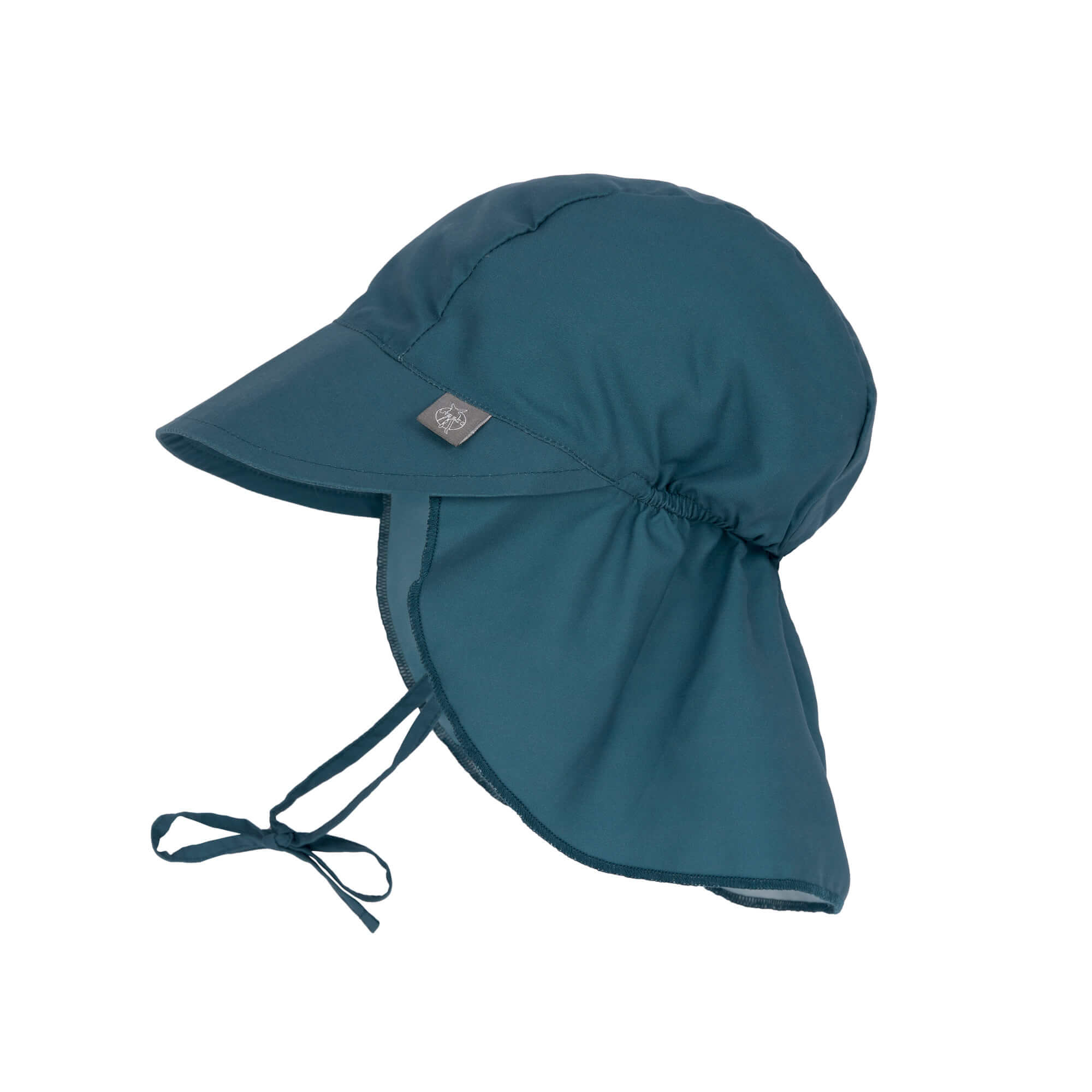 Lässig Splash & Fun Sun Protection Zonnehoed Flaphoed met UV bescherming - Navy (SS21) 19-36 maanden