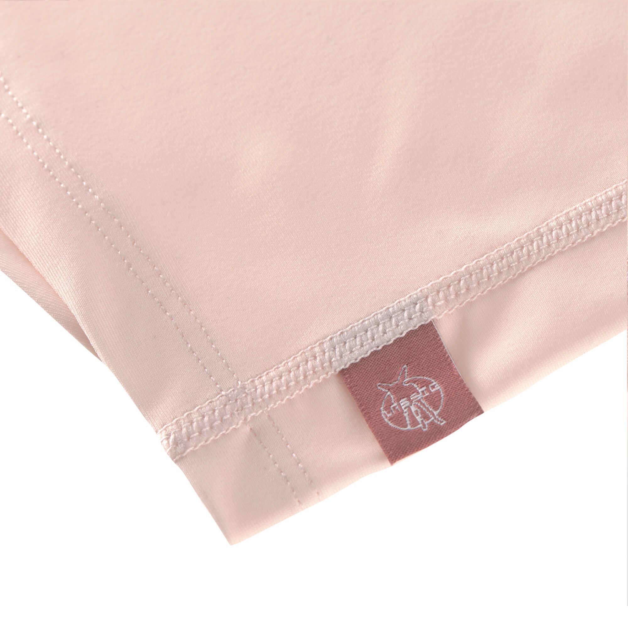 Lässig Lässig Splash & Fun Korte mouw Rashguard UV zwemshirt – Rainbow rose