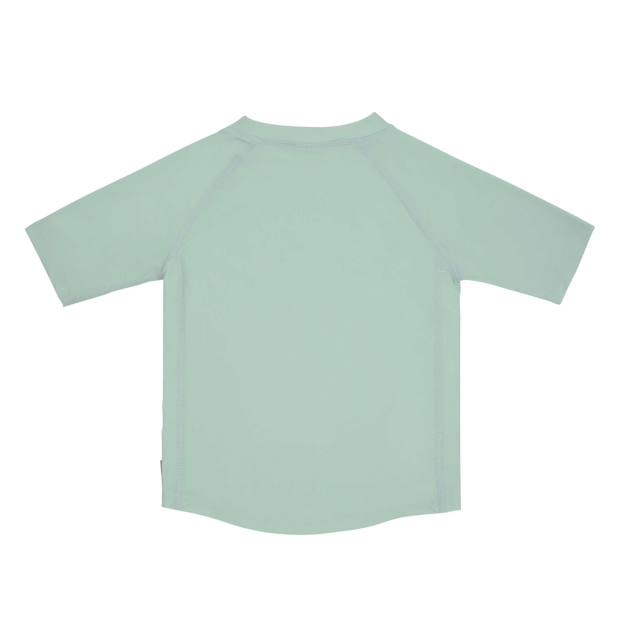 Lässig Lässig Splash & Fun Korte mouw Rashguard UV zwemshirt – Crocodile mint
