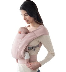 Ergobaby Ergobaby Babydraagzak Embrace Blush Pink