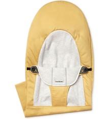 BABYBJÖRN BABYBJÖRN Stoffen Zitting Balance Soft Geel Grijs Cotton Jersey