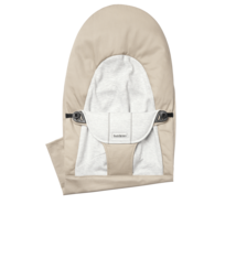 BABYBJÖRN BABYBJÖRN Stoffen Zitting Balance Soft Beige Grijs Cotton Jersey
