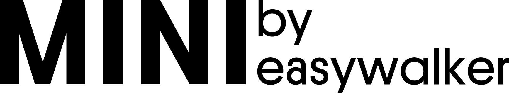 Easywalker MINI by Easywalker Buggy GO Oxford Black