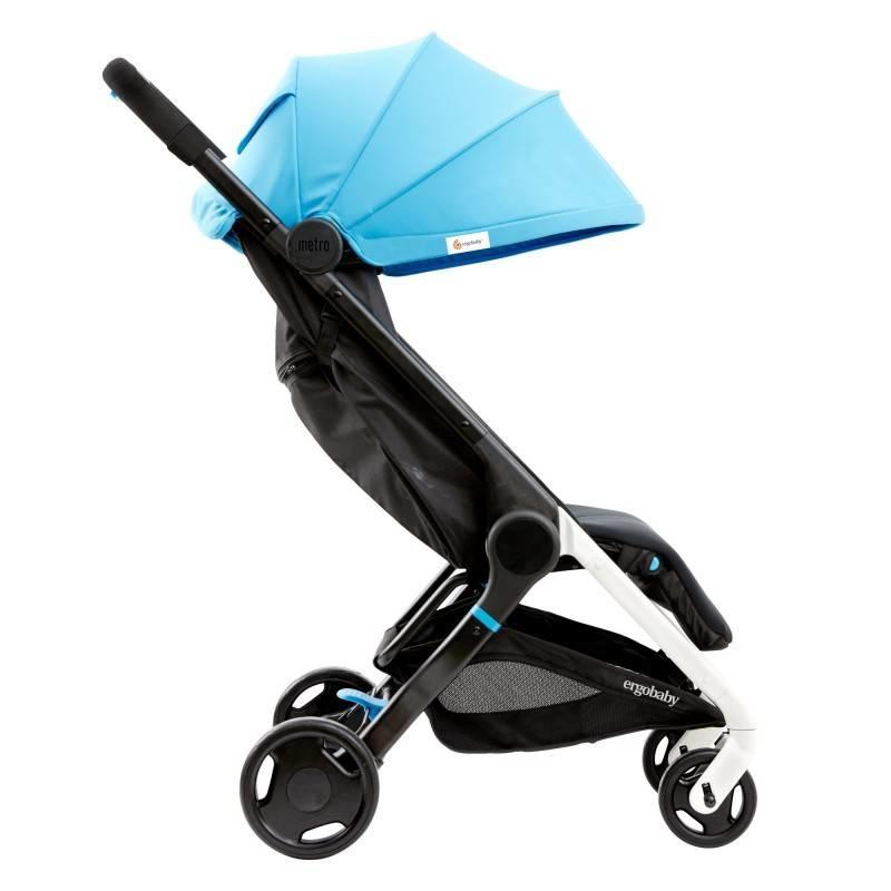 Ergobaby Metro Compact Stroller Blue / buggy blauw