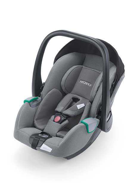 Recaro Avan I-Size Prime Silent Grey
