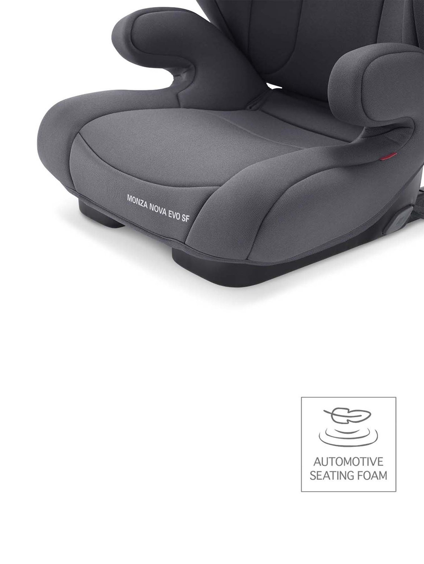 Recaro Recaro Monza Nova EVO Seatfix Core Deep Black
