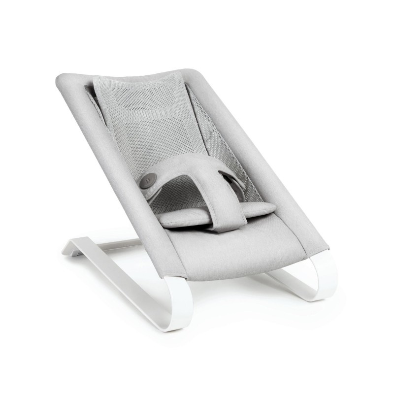 Bombol Wipstoeltje Bamboo 3DKnit Pebble Grey