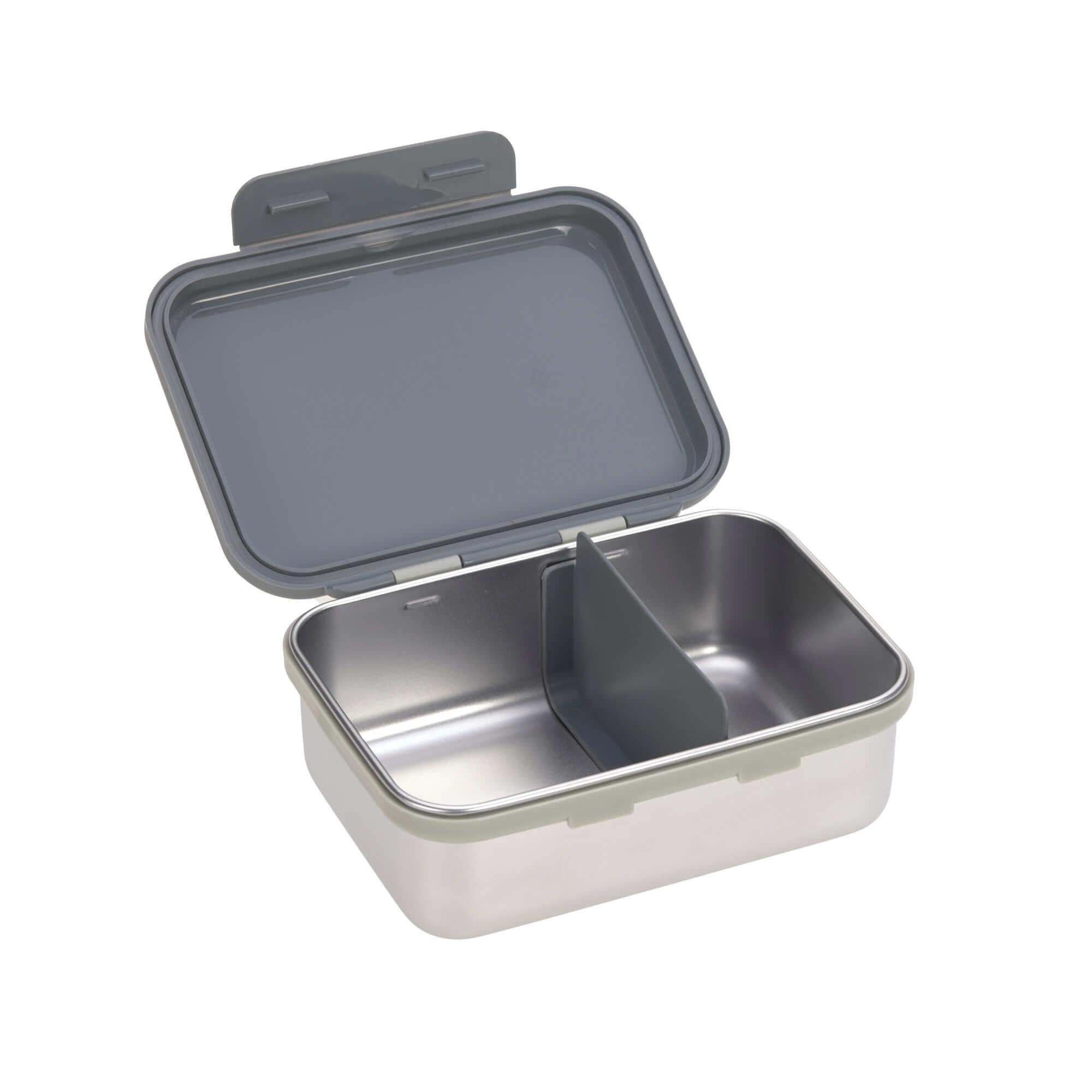 Lässig Lässig Lunchbox Stainless Steel Safari Tiger