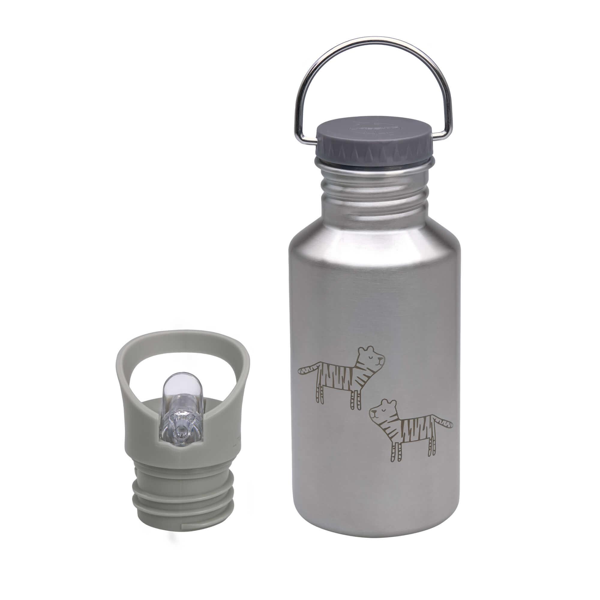 Lässig Lässig Bottle Stainless Steel Safari Tiger