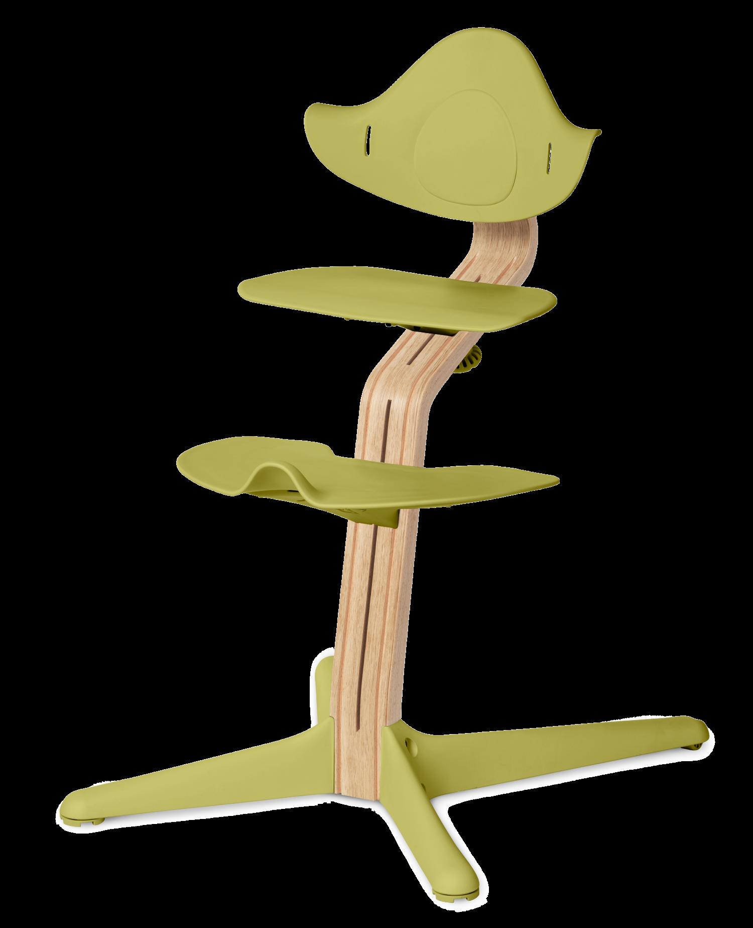 Nomi Highchair Lime (alleen kunststof delen)