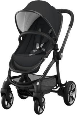 Kiddy Kinderwagen EVOSTAR 1 Onyx Black