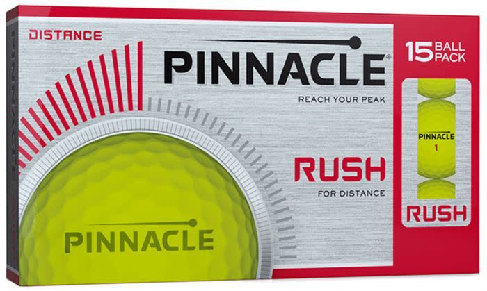 PINNACLE Pinnacle Rush - Geel