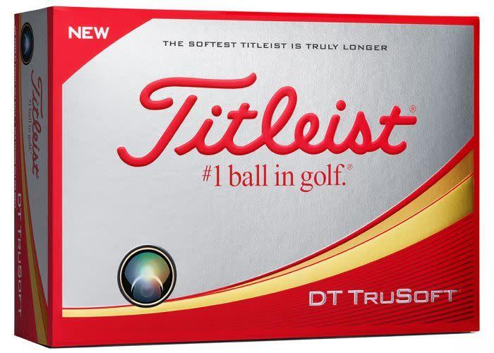 TITLEIST Titleist DT True Soft