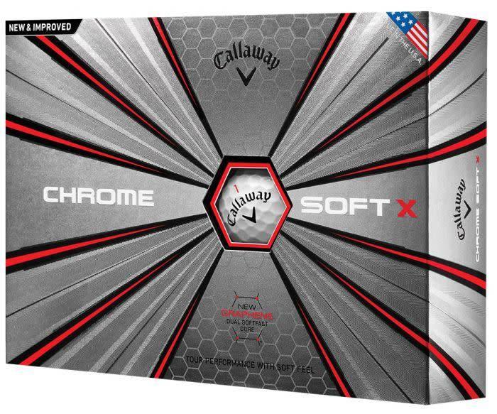 CALLAWAY Callaway Chrome Soft X 18