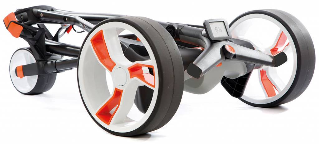GOLFSTREAM Golfstream vision 36 - met 36 holes batterij