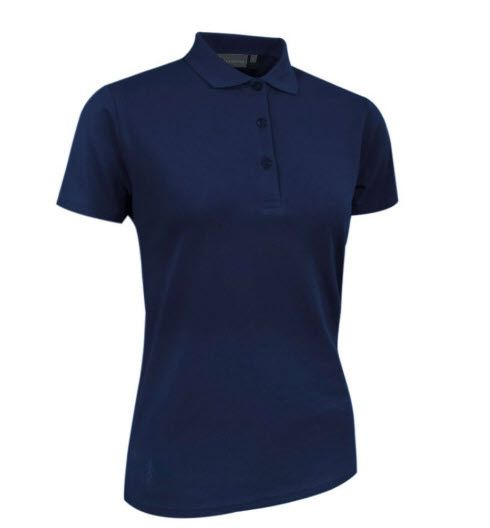 GLENMUIR Glenmuir Short Sleeve Pique Polo - Sophie
