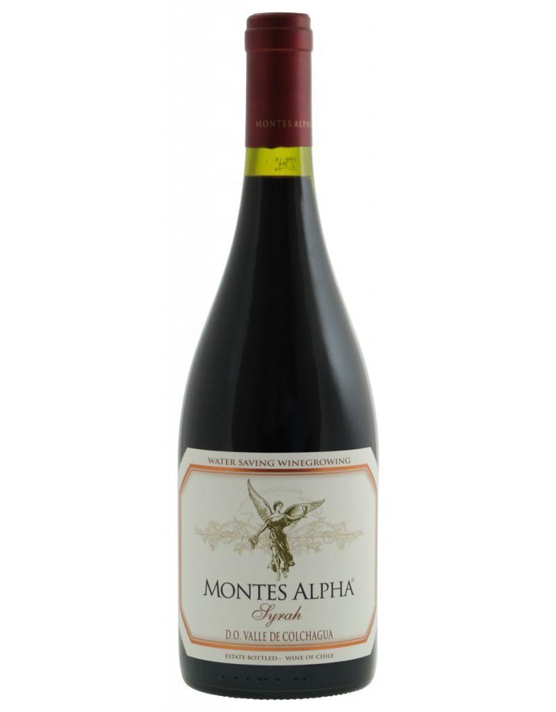 Montes Montes Alpha Syrah