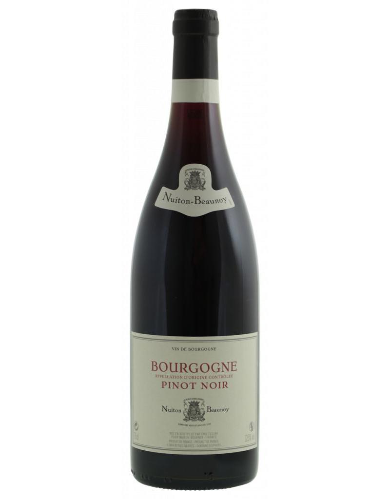 Nuiton-Beaunoy Nuiton-Beaunoy Bourgogne Pinot Noir