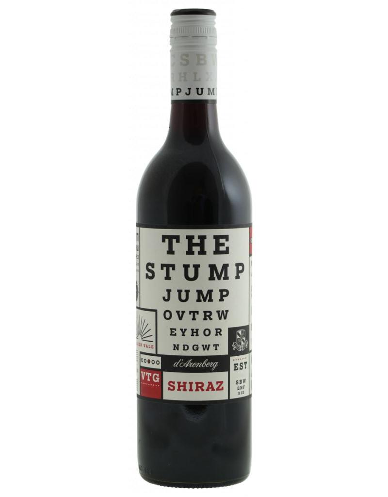 """d'Arenberg """"The Stump Jump"""" Red"""