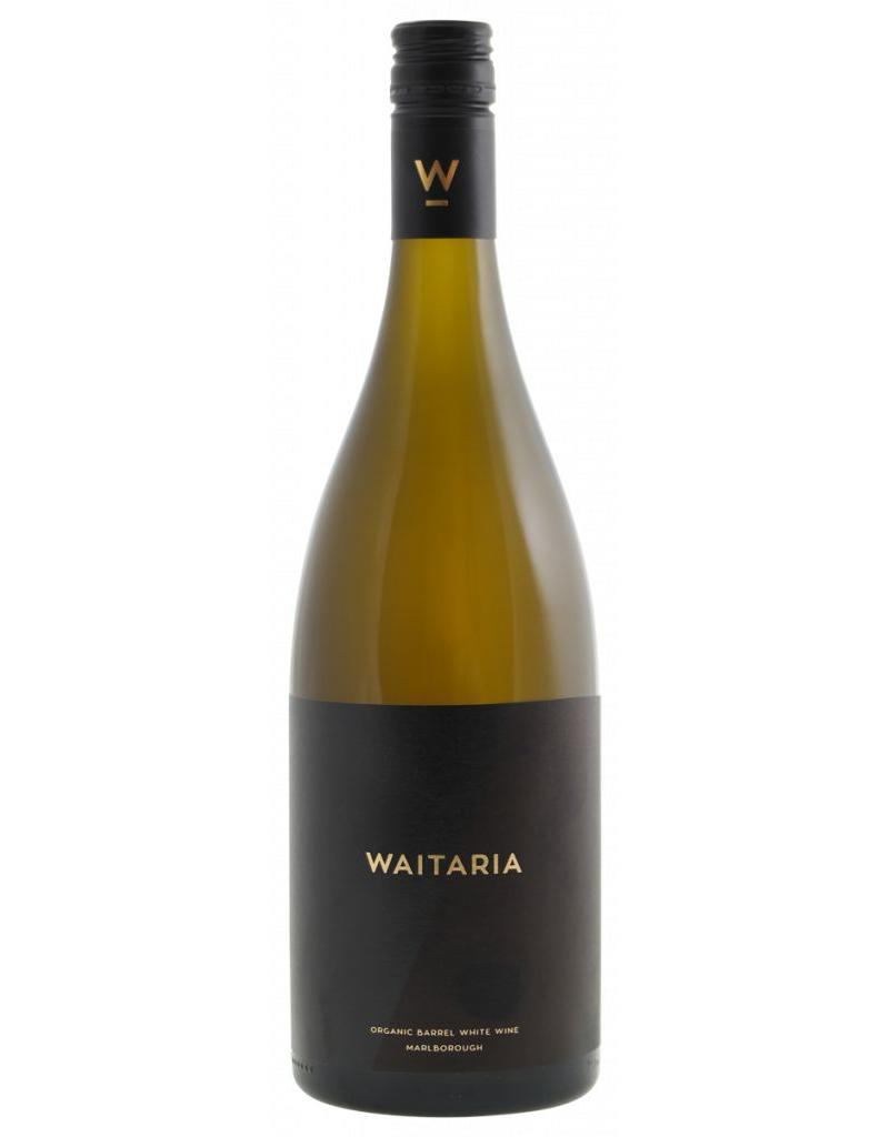 Misty Cove Waitaria Organic Barrel Fermented White by Misty Cove
