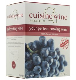 Cuisinewine Red 5LBiB