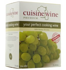 Cuisinewine WHITE 5LBiB