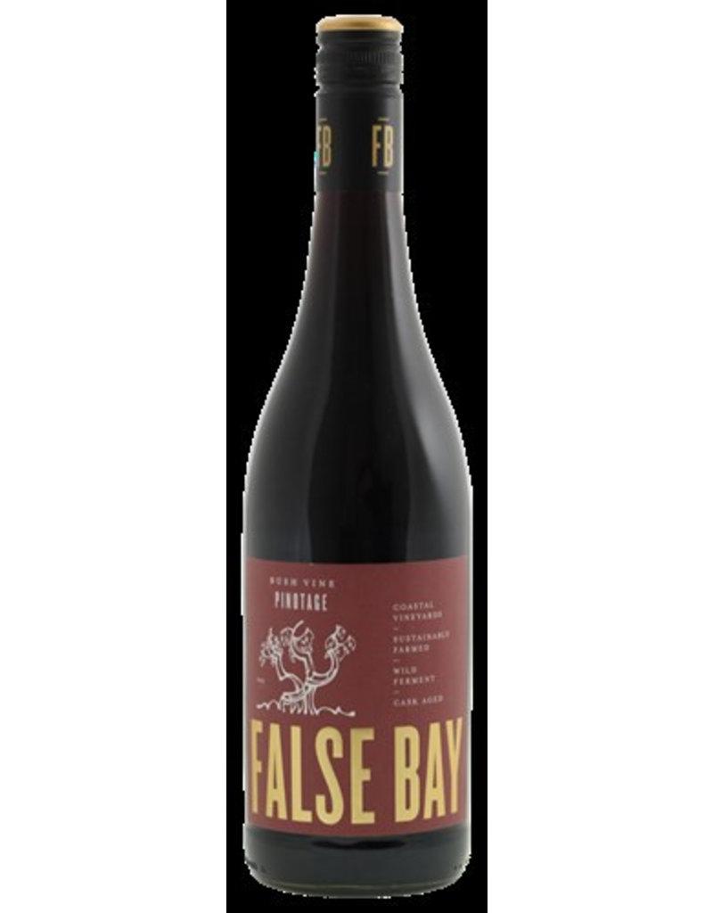 False Bay Bush Vine Pinotage