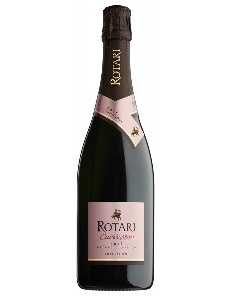 Rotari Cuvée 28+ rosé