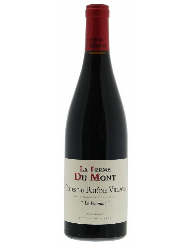 La Ferme du Mont Le ponnant
