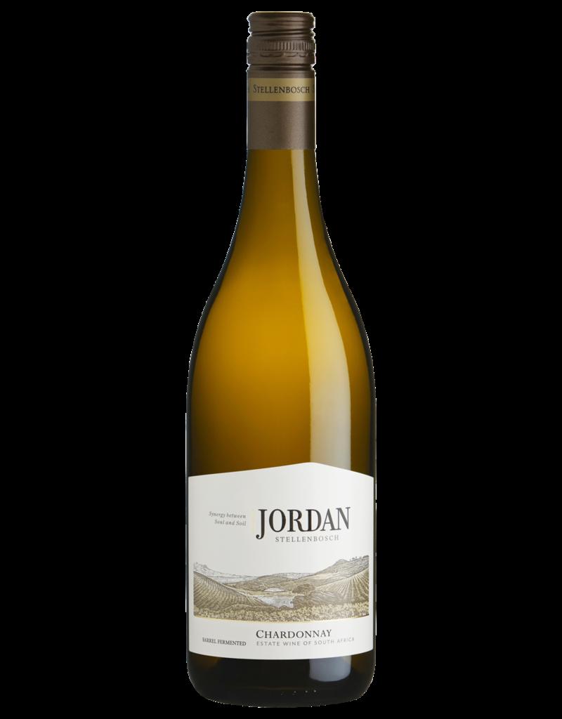 Jordan Jordan Barrel Fermented Chardonnay