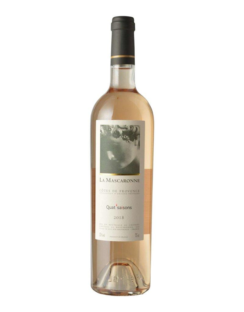 """Château La Mascaronne """" Quat' Saisons"""" - rosé"""