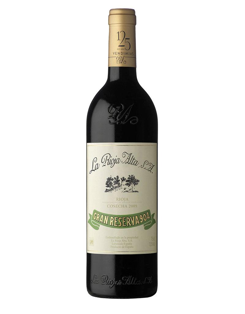 Rioja Gran Reserva '904' 2009 La Rioja Alta