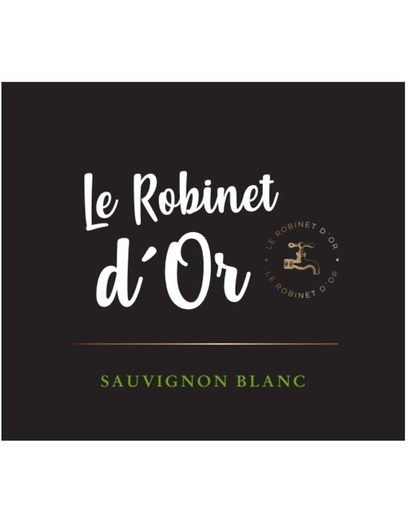 Le Robinet d'Or Sauvignon BIB/winetime