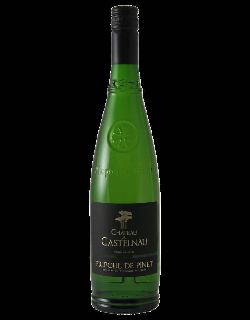 Domaine de Castelnau Castelnau Picpoul de Pinet