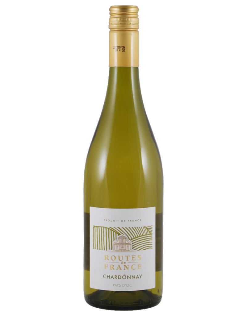 Les Vignerons de la Vicomté Routes de France Chardonnay