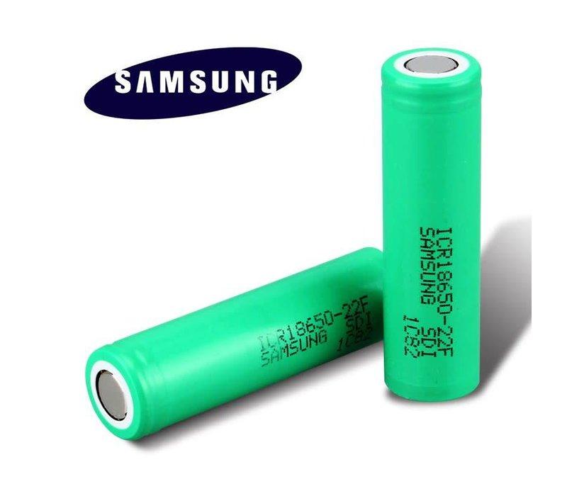 Samsung Batterijen 18650