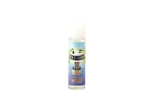 Fj's Cookie Craze by FJ's - Short Fill 50ml