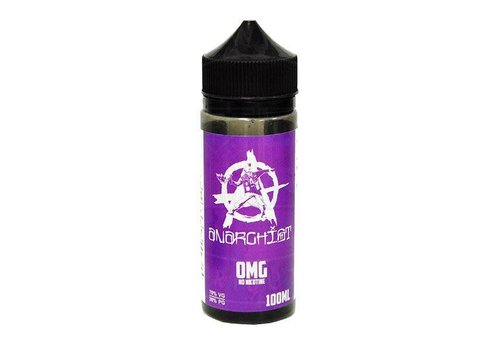 Anarchist - Purple 100 ML Shortfill