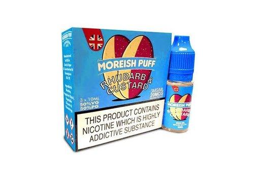 Moreish Puff - Rhubarb & Custard