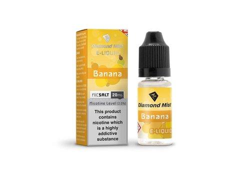 Diamond Mist Nicsalt - Banana