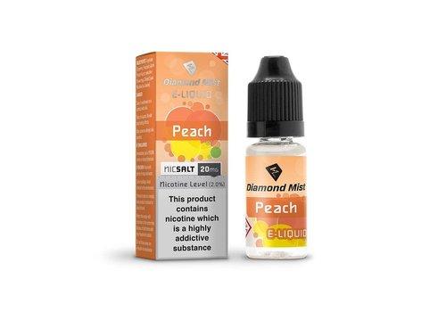 Diamond Mist Nicsalt - Peach