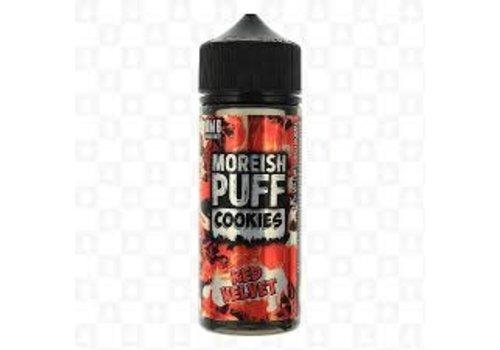 Moreish Puff - Red Velvet Cookies