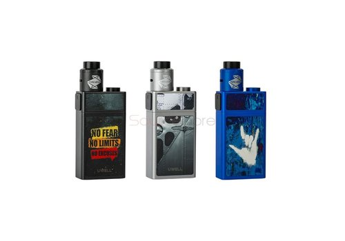 Uwell - Kit Blocks Squonk 90W